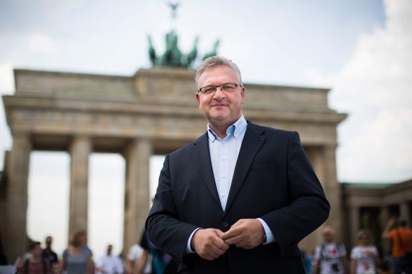 Frank Henkel - unser Spitzenkandidat