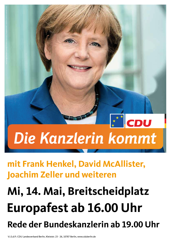 5. Kleiner Landesparteitag der Berliner CDU im Bildungs- und Technologiezentrum der Handwerkskammer Berlin